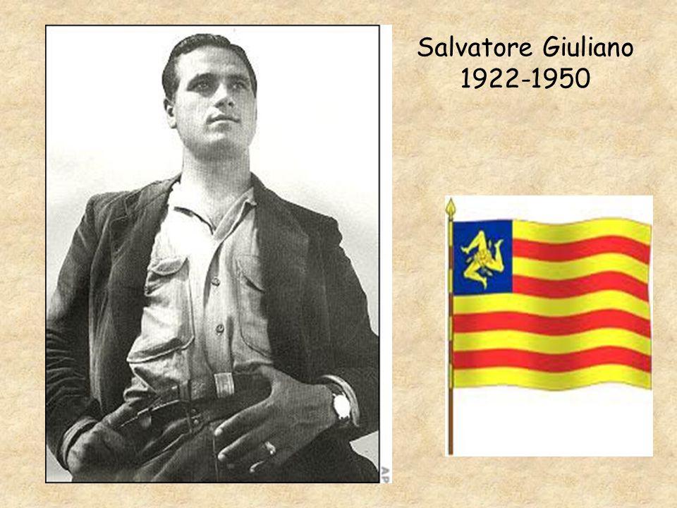 Salvatore Giuliano 1922-1950