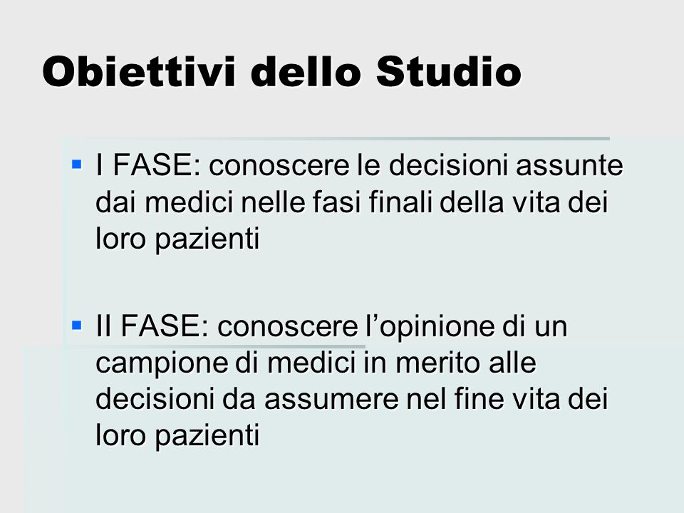 Processo decisionale (2)