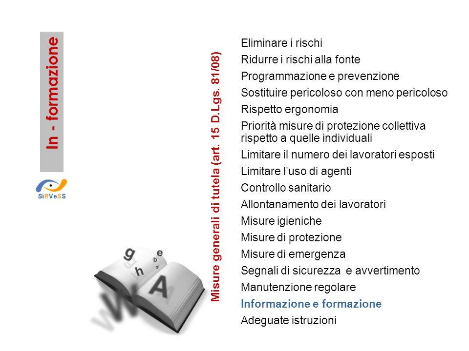FORMAZIONE dei LAVORATORI D.Lgs.81/08, art.