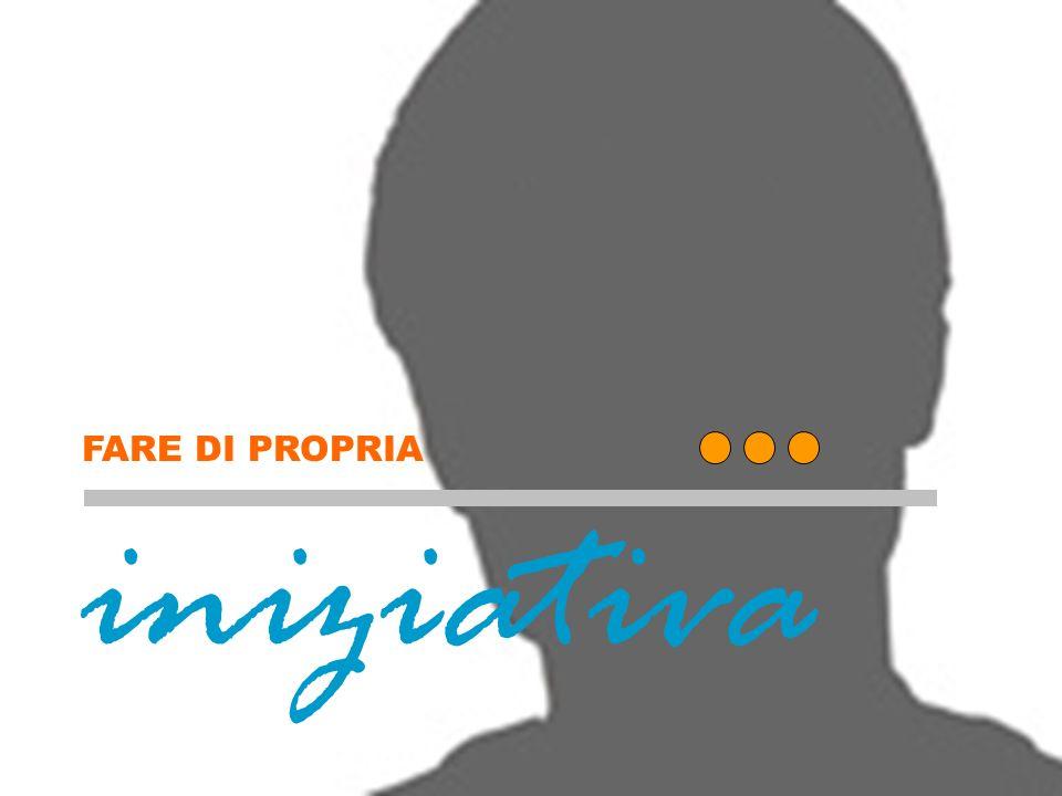 iniziativa FARE DI PROPRIA Iniziativa (copertina)