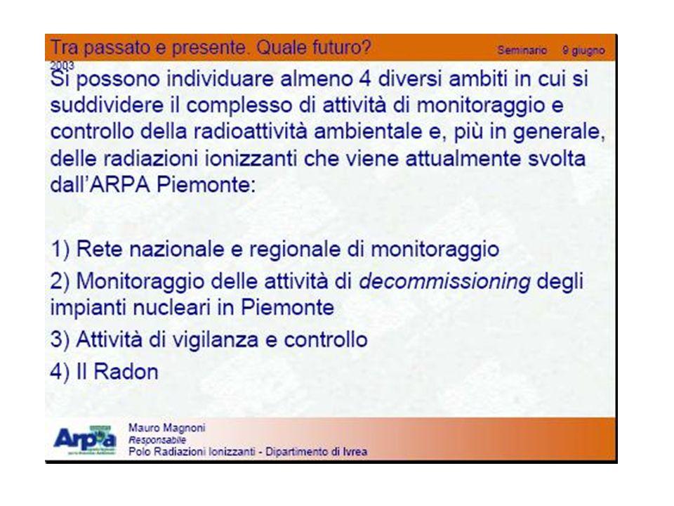 Il rivelatore passivo a tracce CR-39 é costituito da un polimero realizzato in lastre di poco spessore, sensibile alle radiazioni alfa ed insensibile alle altre radiazioni.