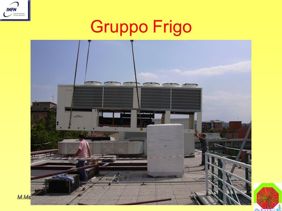 M.MaseraIL CALCOLO NEL 2004 Gruppo Frigo