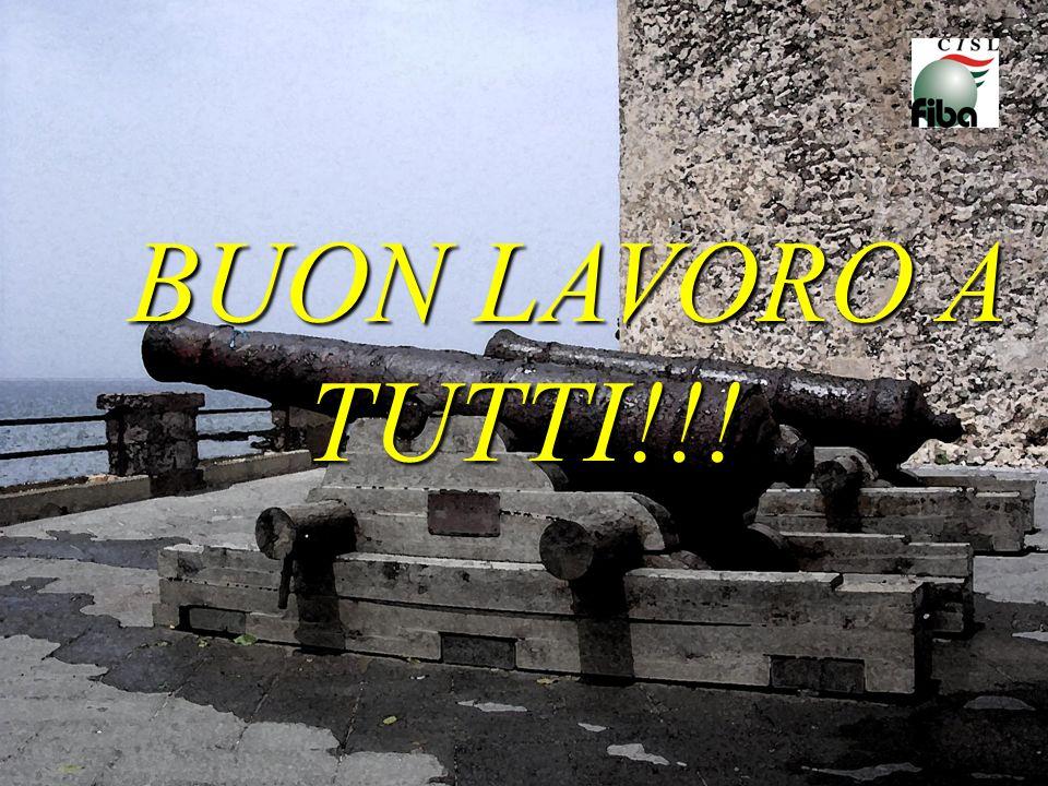 Antonio Masciale BUON LAVORO A TUTTI!!! BUON LAVORO A TUTTI!!!