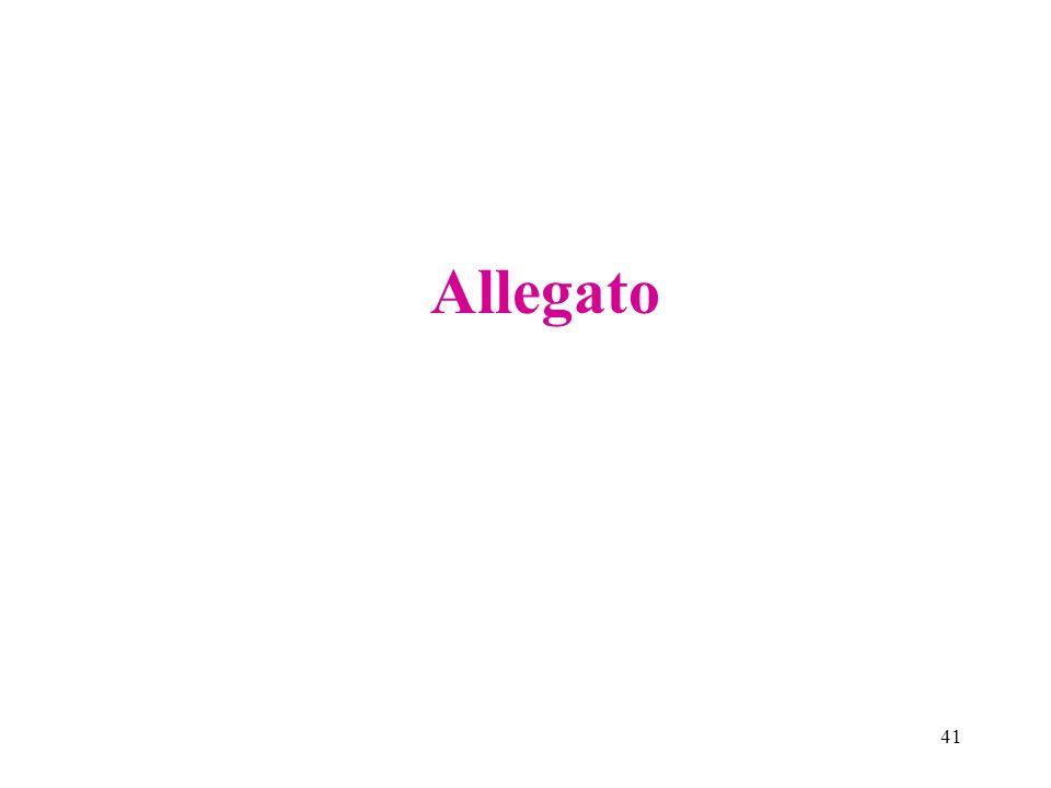41 Allegato