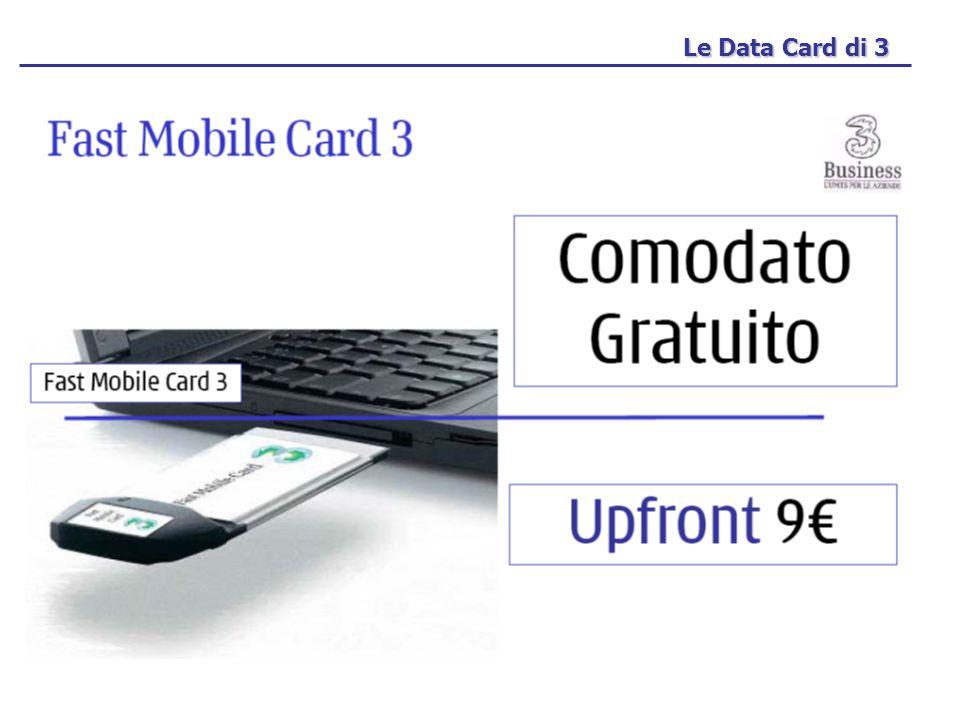 Le Data Card di 3