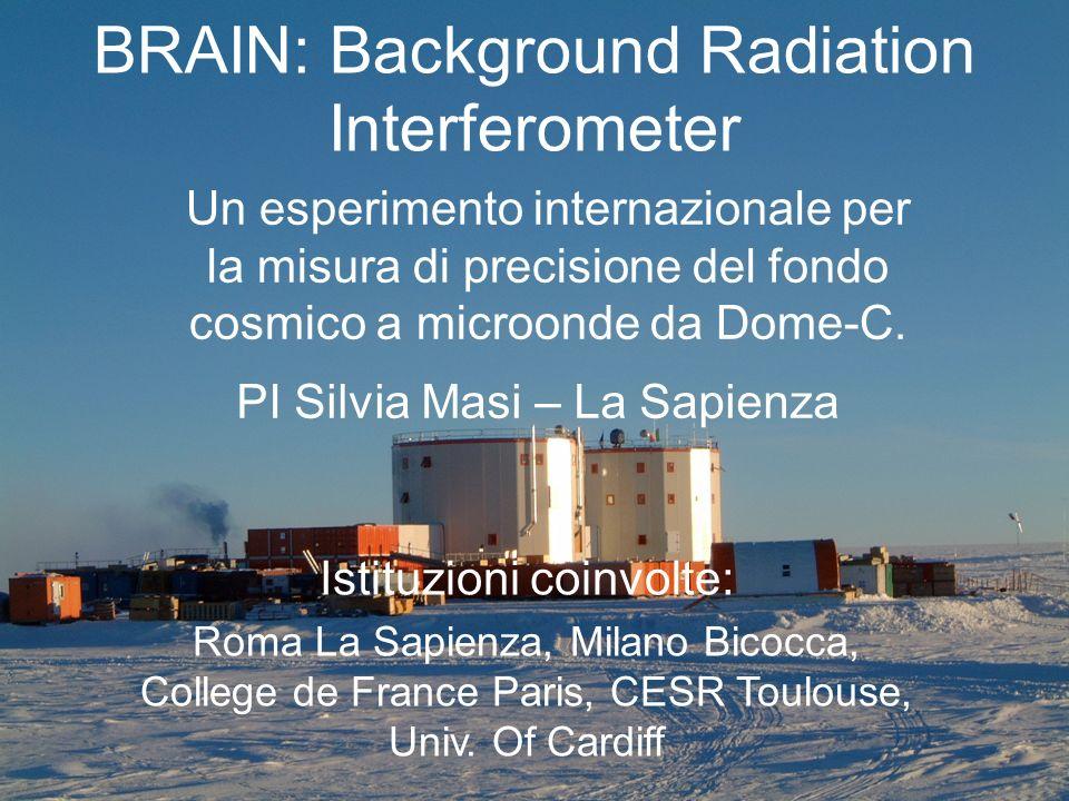 Le proprieta dell immagine del fondo cosmico a microonde, misurate da BOOMERanG in Antartide nel 1998, forniscono informazioni sull universo primordiale, 380000 anni dopo il Big-Bang.