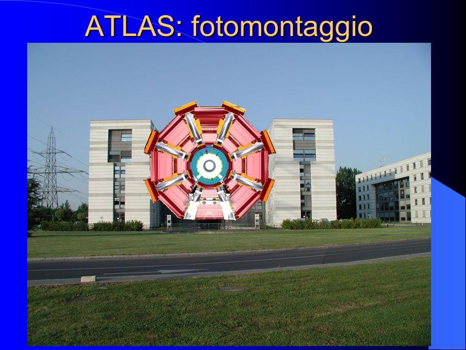ATLAS: fotomontaggio