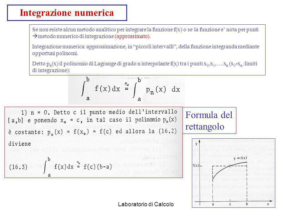 Laboratorio di Calcolo51