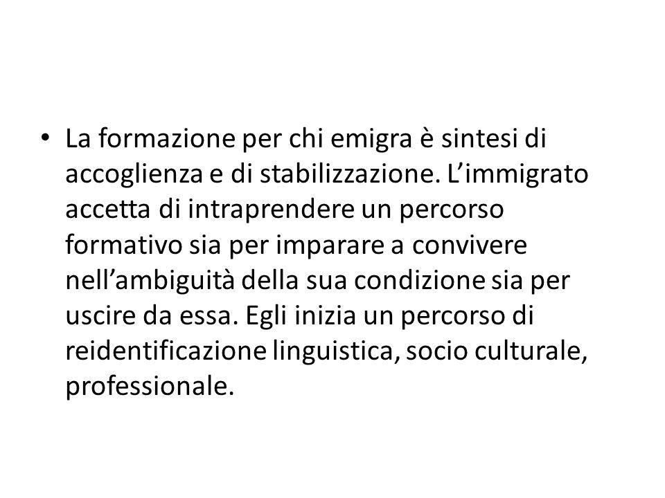 Gli allievi presenti stranieri presenti nella scuola italiana erano circa 501.