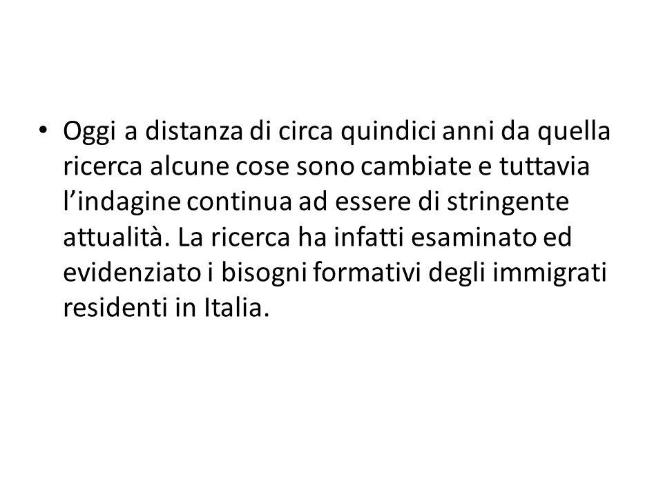 La didattica dellitaliano come lingua seconda è infine una strategia mirata, attuata in presenza di alunni stranieri con particolari necessità linguistiche, volta allinsegnamento- apprendimento della lingua italiana.