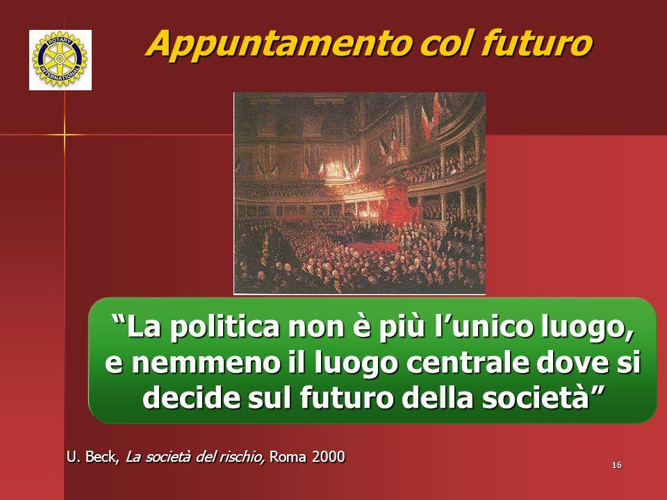 16 Appuntamento col futuro U.