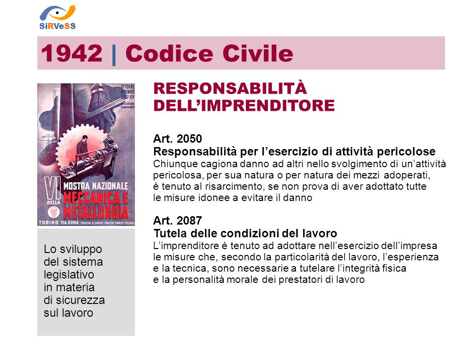 1948 LA COSTITUZIONE ITALIANA SiRVeSS