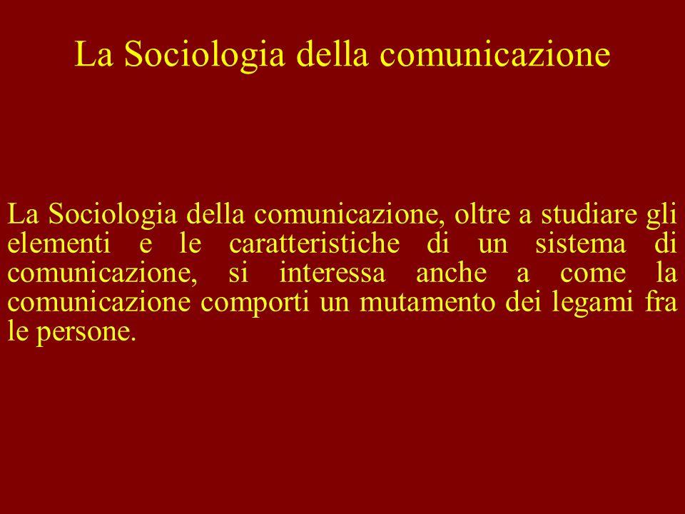 La comunicazione come sistema relazionale Pragmatica della comunicazione Scuola di Palo Alto Assiomi della comunicazione