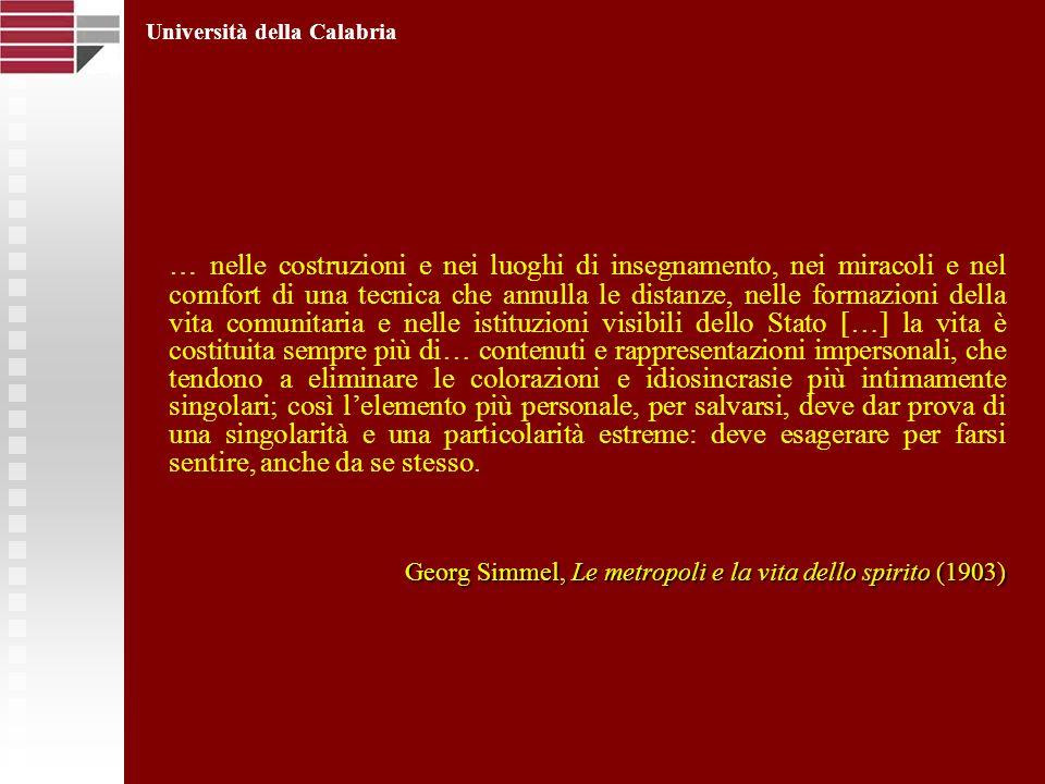 Presentazione della ricerca La ricerca dal titolo Comunicazione e consumi multimediali dei giovani in Calabria è parte di un PRIN (Programma di Rilevante Interesse Nazionale) su Giovani e consumo culturale, cofinanziato dal MIUR nel 2005.