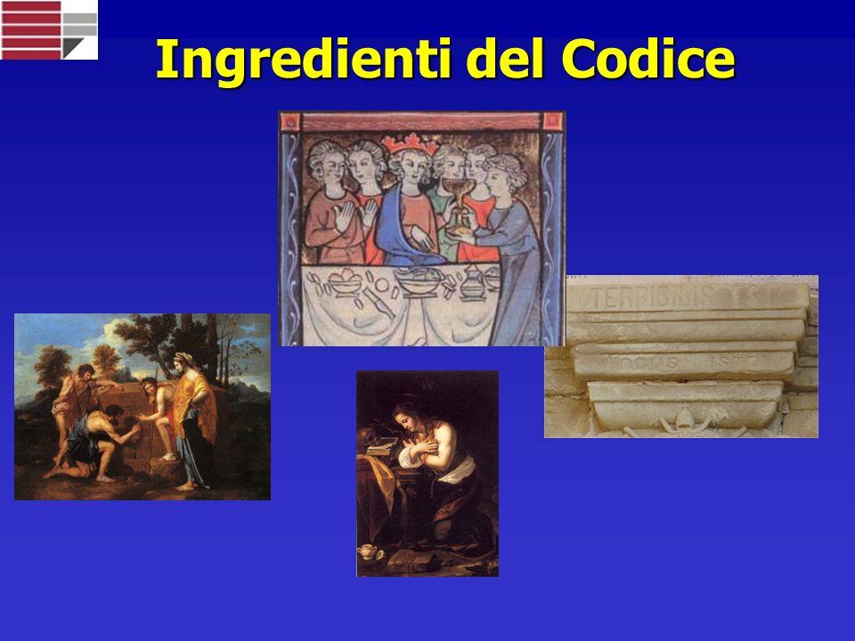 Ingredienti del Codice