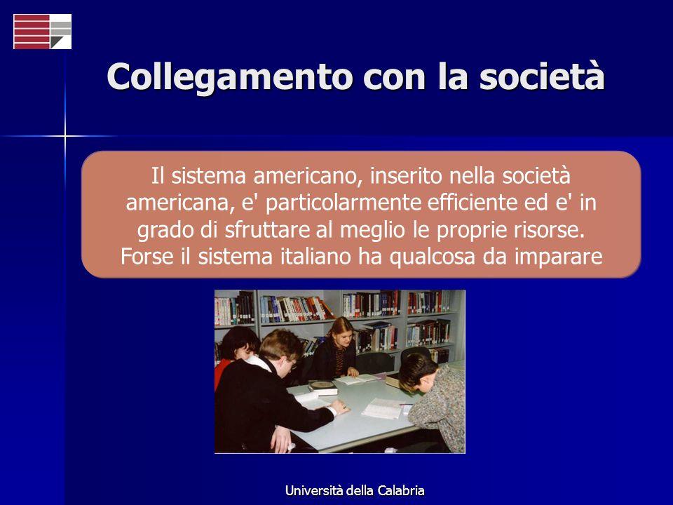 Università della Calabria La valutazione Dopo sei anni cè una valutazione approfondita di ciò che l assistant ha fatto, che parte a livello di dipartimento, prosegue a livello di scuola (facoltà) e finisce a livello di intera università.