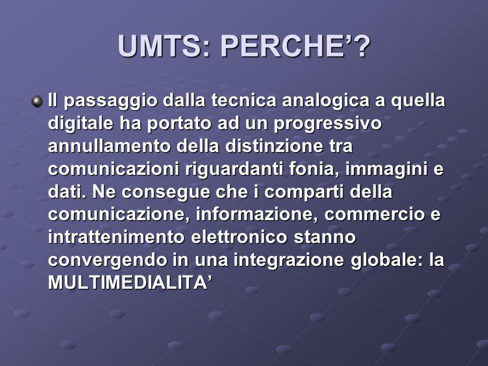 UMTS: PERCHE.
