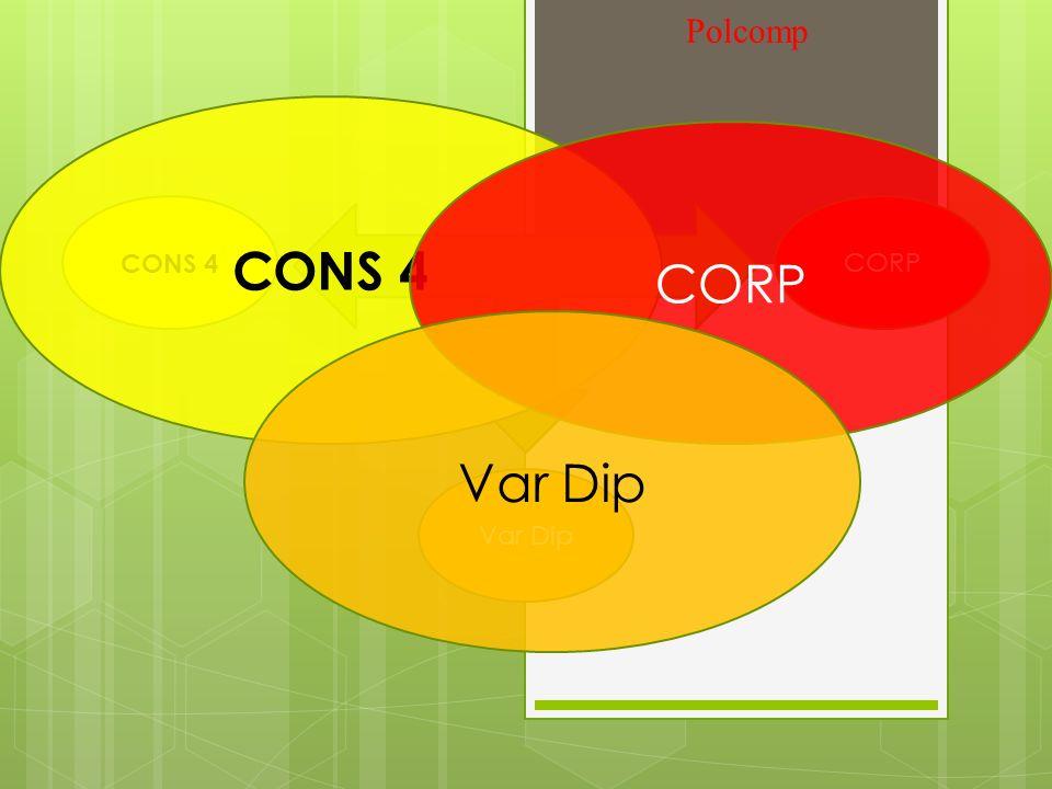 CONS 4 CORP Var Dip CONS 4 CORP Var Dip Polcomp