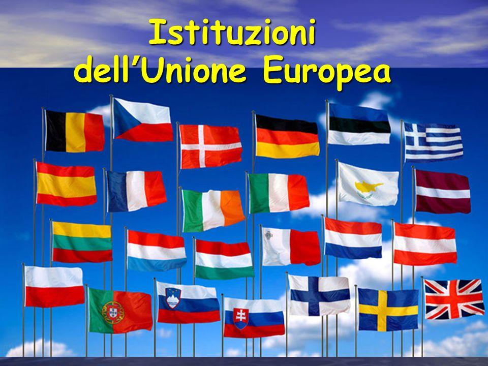 Prof.ssa Ernestina GiudiciModulo Jean Monnet Istituzioni dellUnione Europea