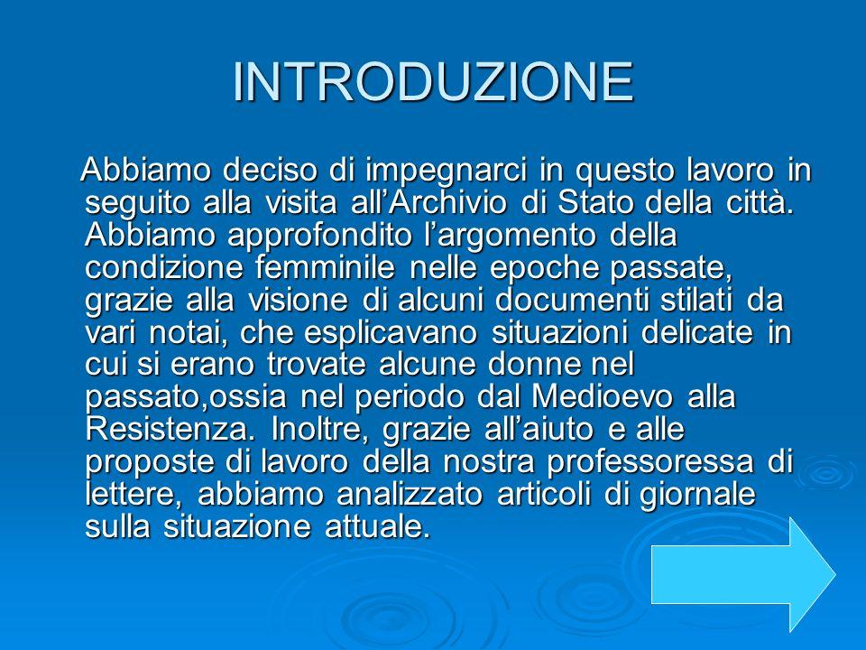 Un archivio è una raccolta di documenti, ordinati da una persona fisica o giuridica; possono provenire da uffici, enti quali Comune, Scuola, Provincia ….