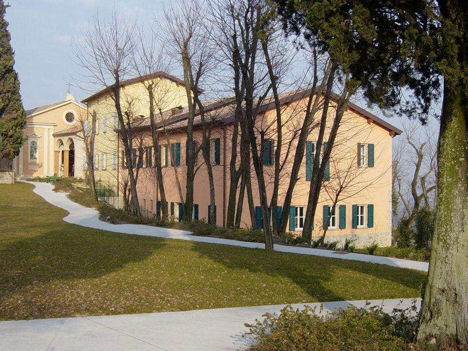INGRESSI HOSPICE CASA MADONNA dellULIVETO * Apertura : 19 marzo 2001 - ** primi 10 mesi 2005