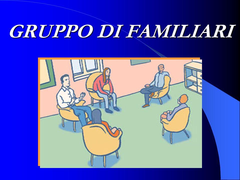 GRUPPO DI FAMILIARI
