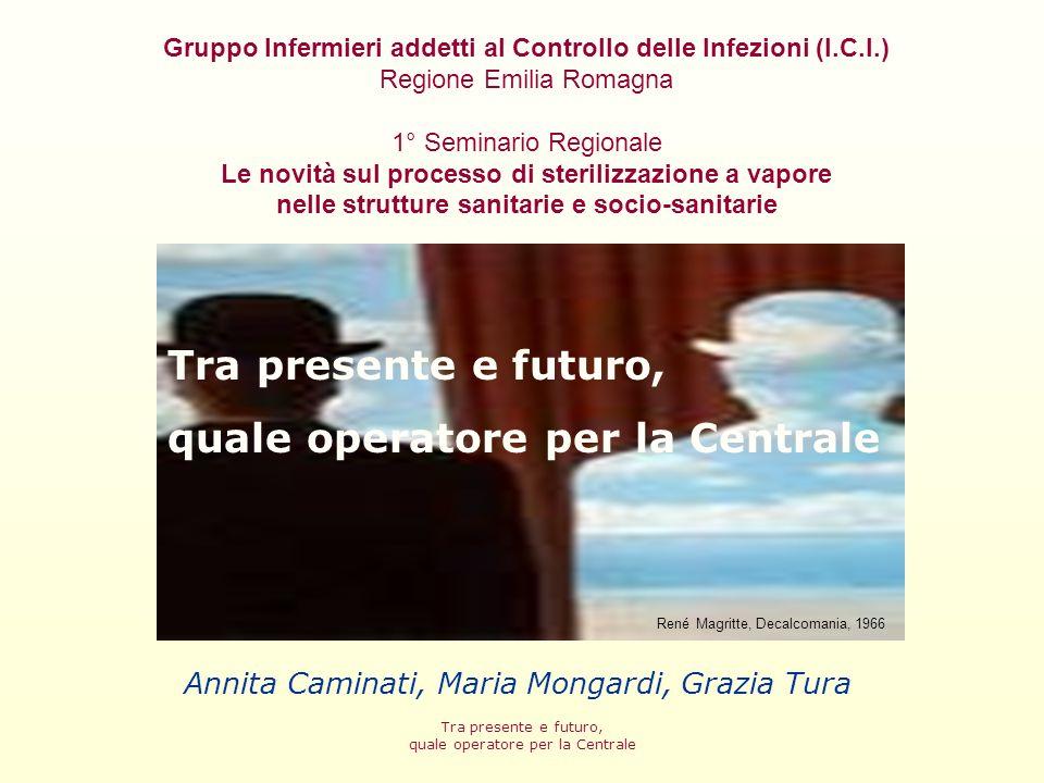 Tra presente e futuro, quale operatore per la Centrale Il futuro….
