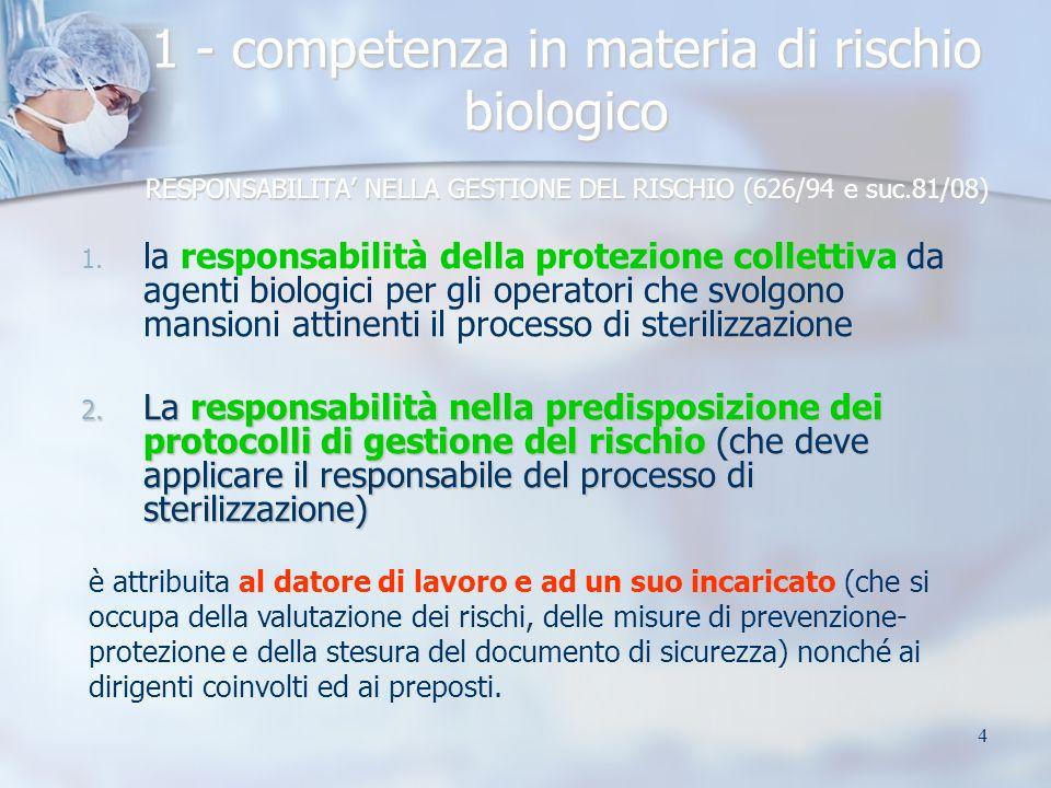 35 La mancata adozione di tutte le misure tecniche, organizzative e procedurali necessarie per evitare infezioni crociate è sanzionata con larresto da 3 a 6 mesi o con lammenda da 2.500 a 6.400 euro.
