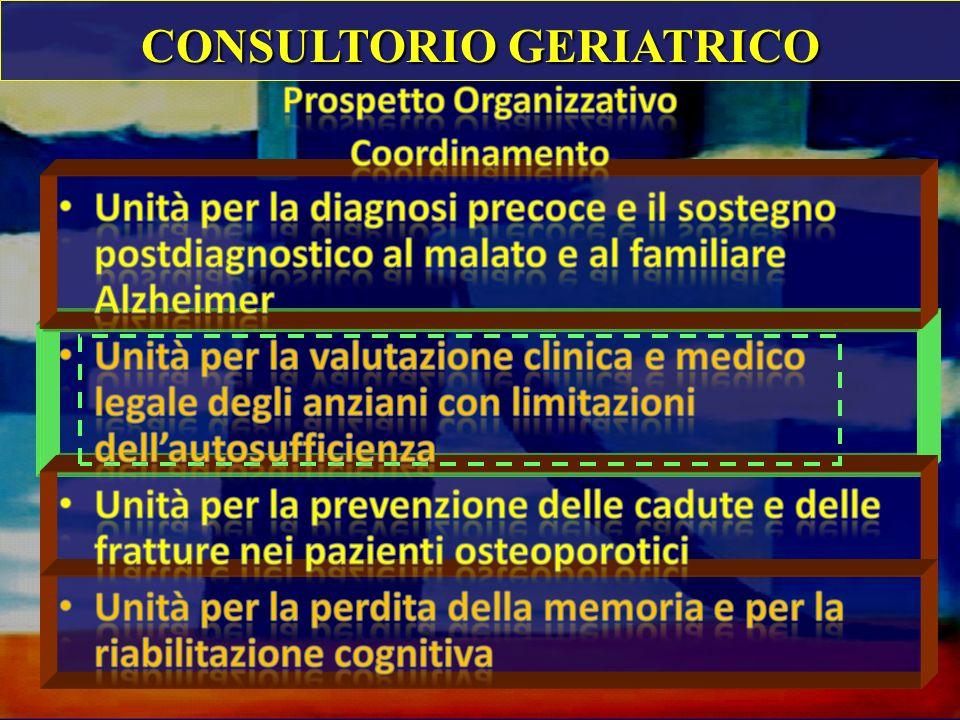 CONSULTORIO GERIATRICO