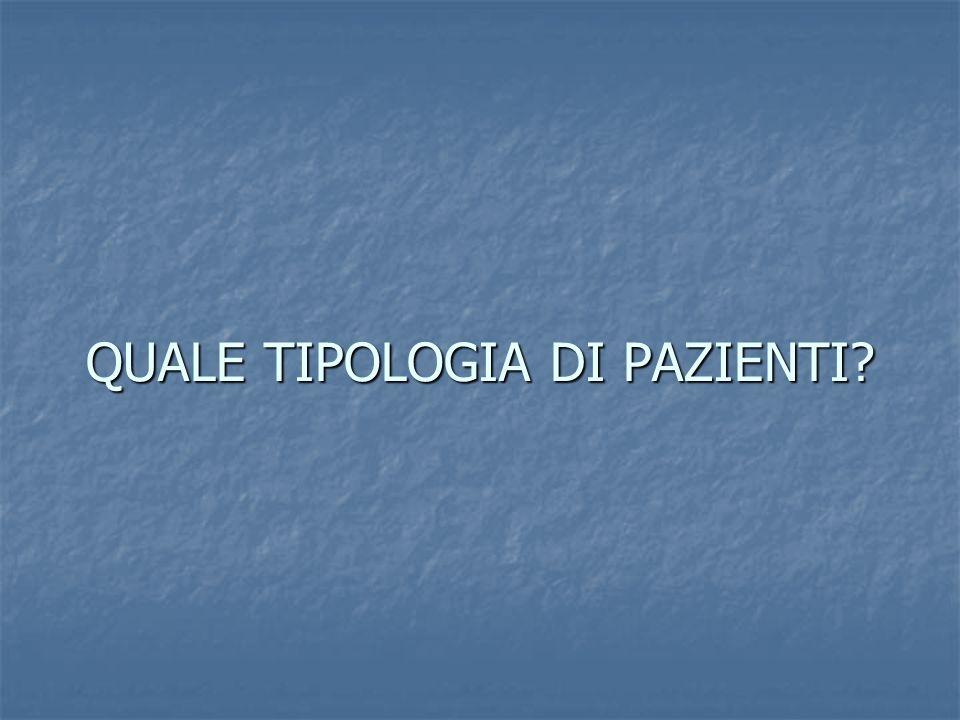 Piano sociale e sanitario 2008-2010 Regione Emilia Romagna 4.2 La Lungodegenza ….