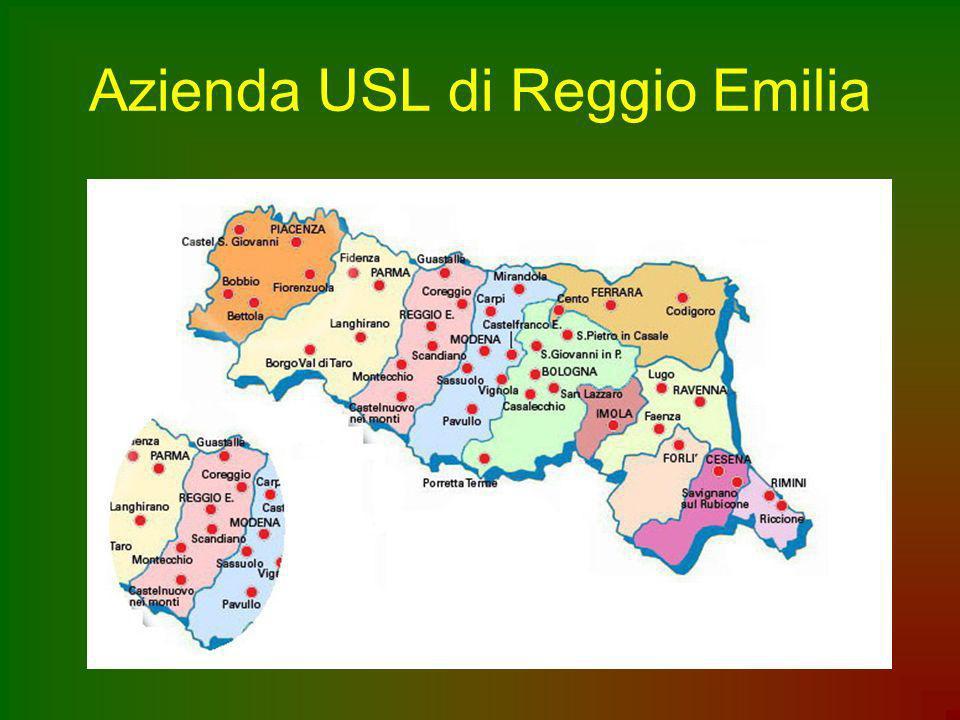 Azienda USL di Reggio Emilia