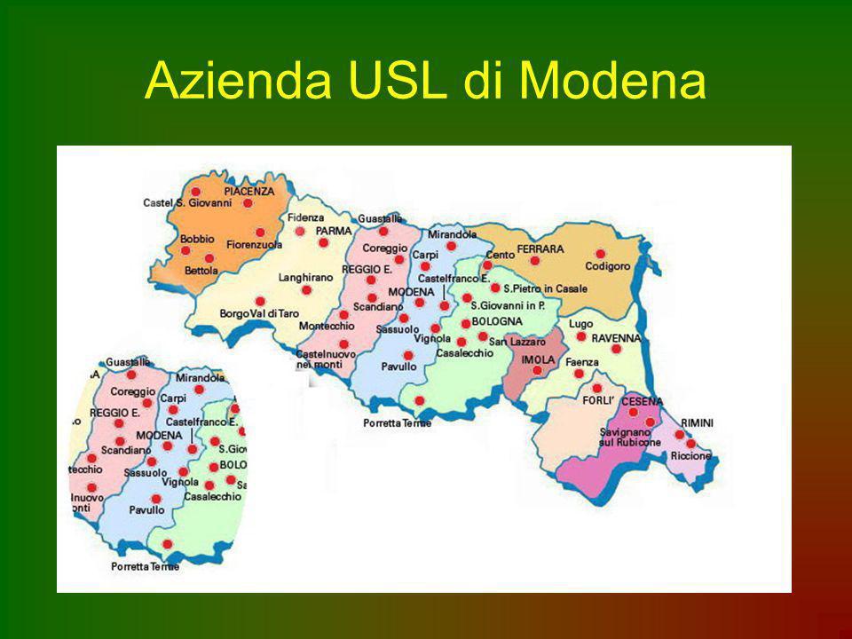 Azienda USL di Modena