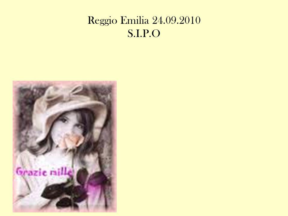 Reggio Emilia 24.09.2010 S.I.P.O
