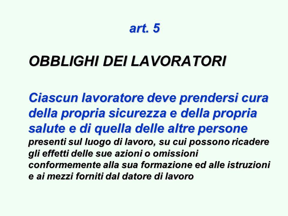 art. 5 art.