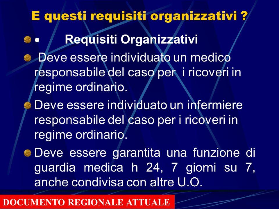 Aree Intensive di Ambito Internistico UTIC UTIR Subintensive nell ambito della Medicina d Urgenza Subintensiva polivalente internistica