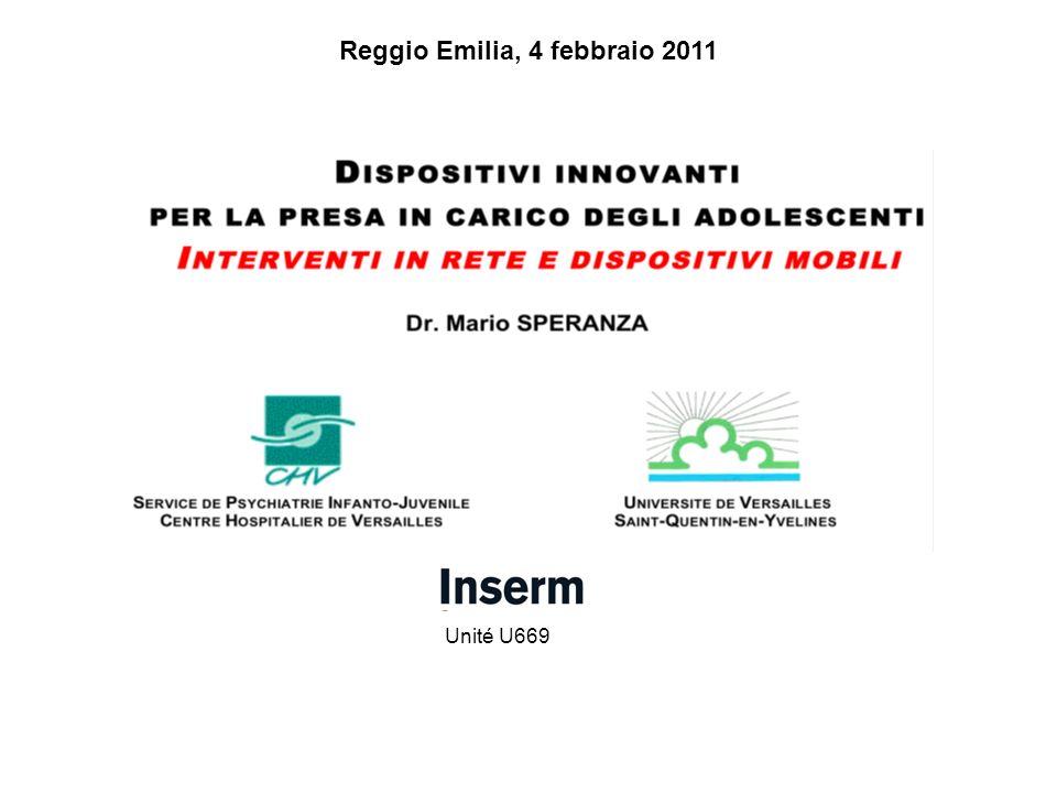 Unité U669 Reggio Emilia, 4 febbraio 2011