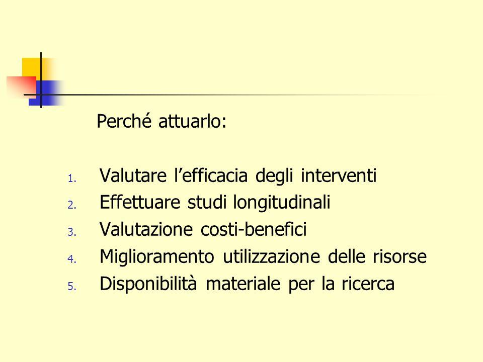Area Schizofrenica- Area Disturbi DellUmore Test utilizzati: (Area neurocognitiva) 1.