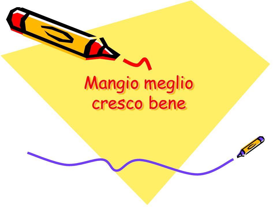 Progetto di intervento di educazione alla salute sul tema alimentazione nella scuola materna ed elementare del Comune di Ronciglione