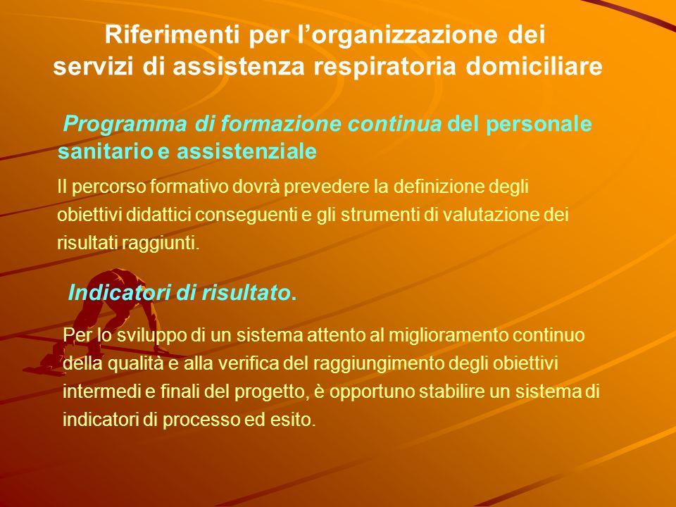Il percorso formativo dovrà prevedere la definizione degli obiettivi didattici conseguenti e gli strumenti di valutazione dei risultati raggiunti. Pro