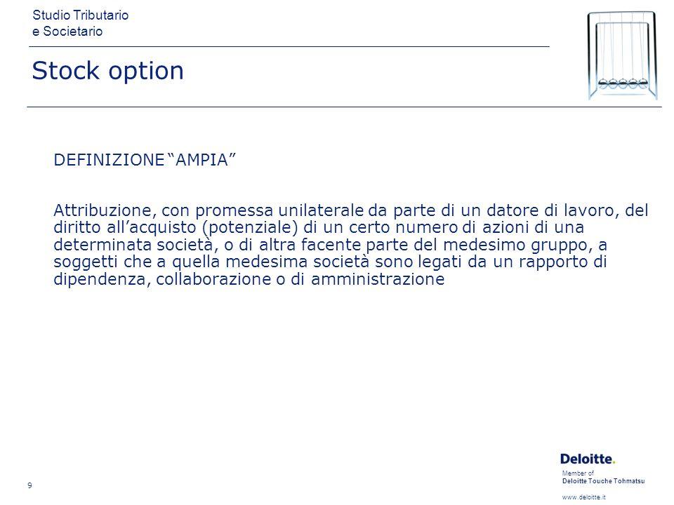 Member of Deloitte Touche Tohmatsu www.deloitte.it Studio Tributario e Societario Prestazioni alberghiere e di ristorazione REGIME IVA Il DL 112/2008 ha soppresso la lett.