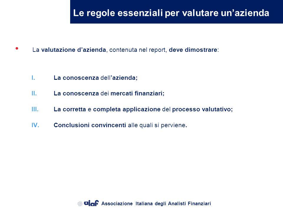 Associazione Italiana degli Analisti Finanziari La valutazione di Italcementi S.p.A. Case Study La VALUTAZIONE di Italcementi S.p.A. CASE STUDY (Franc