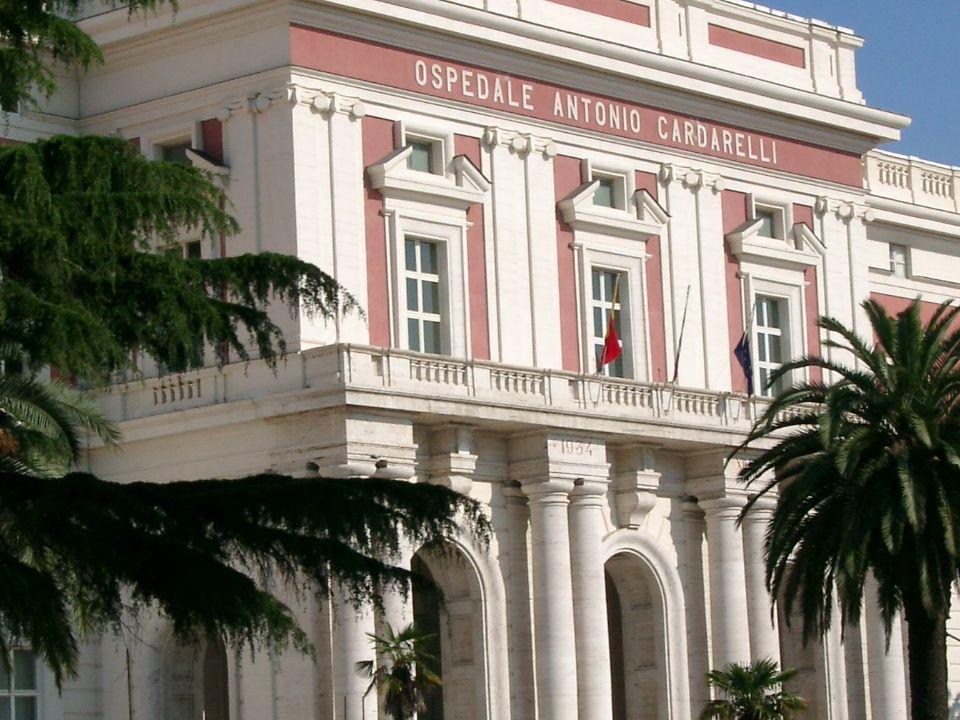 Struttura Complessa di Chirurgia Toracica A.O.R.N. A. Cardarelli - Napoli