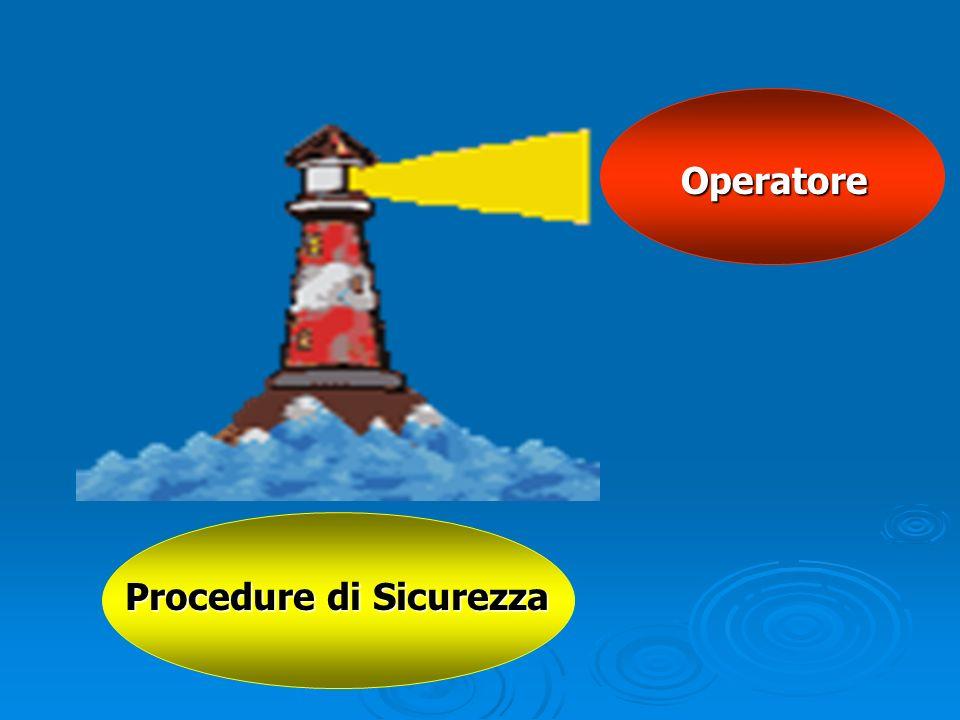 Procedure di Sicurezza Operatore