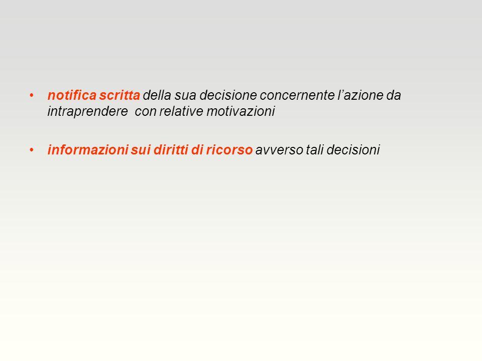 art. 54 reg. CE 882/04 Azioni in caso di non conformità alla normativa limposizione di procedure di igienizzazione o di qualsiasi altra azione ritenut