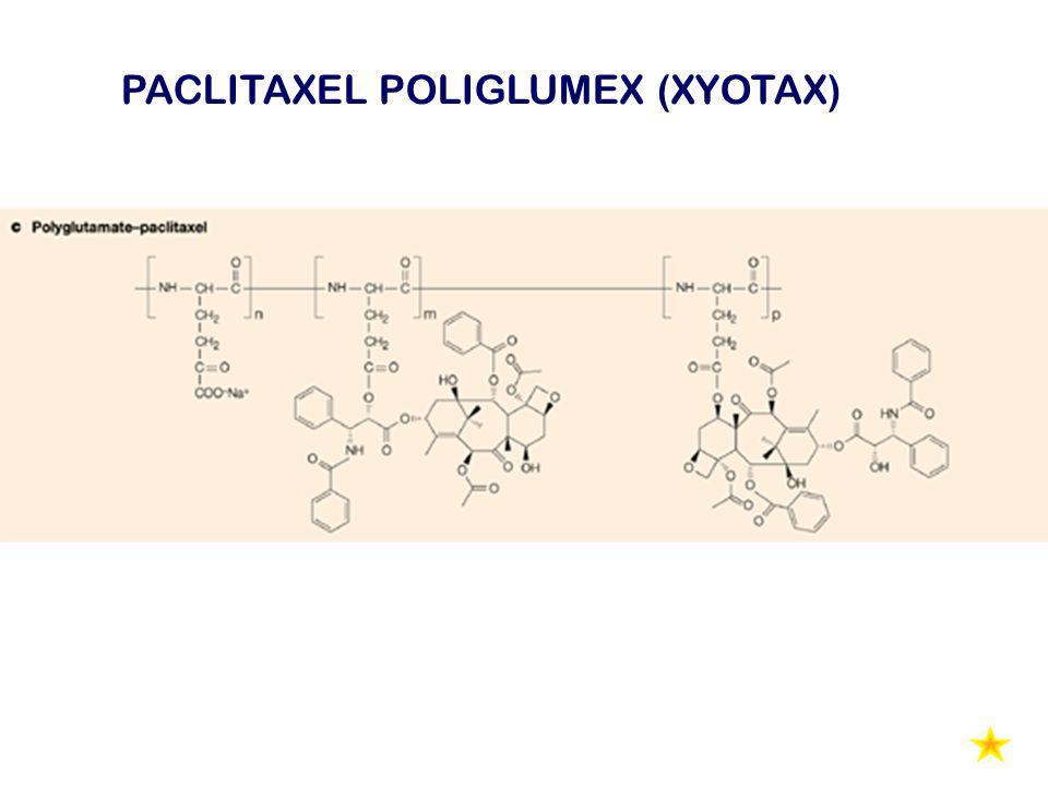 PACLITAXEL POLIGLUMEX (XYOTAX)