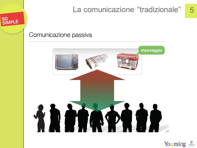 La comunicazione tradizionale 5