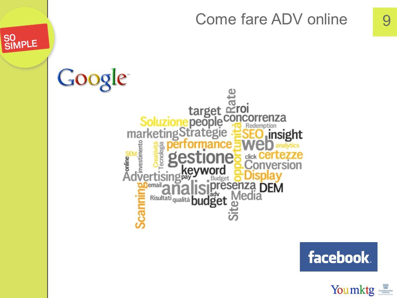 Come fare ADV online 9