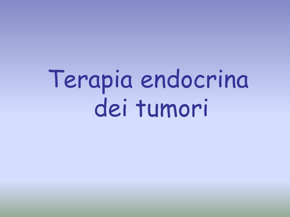 Terapia endocrina dei tumori