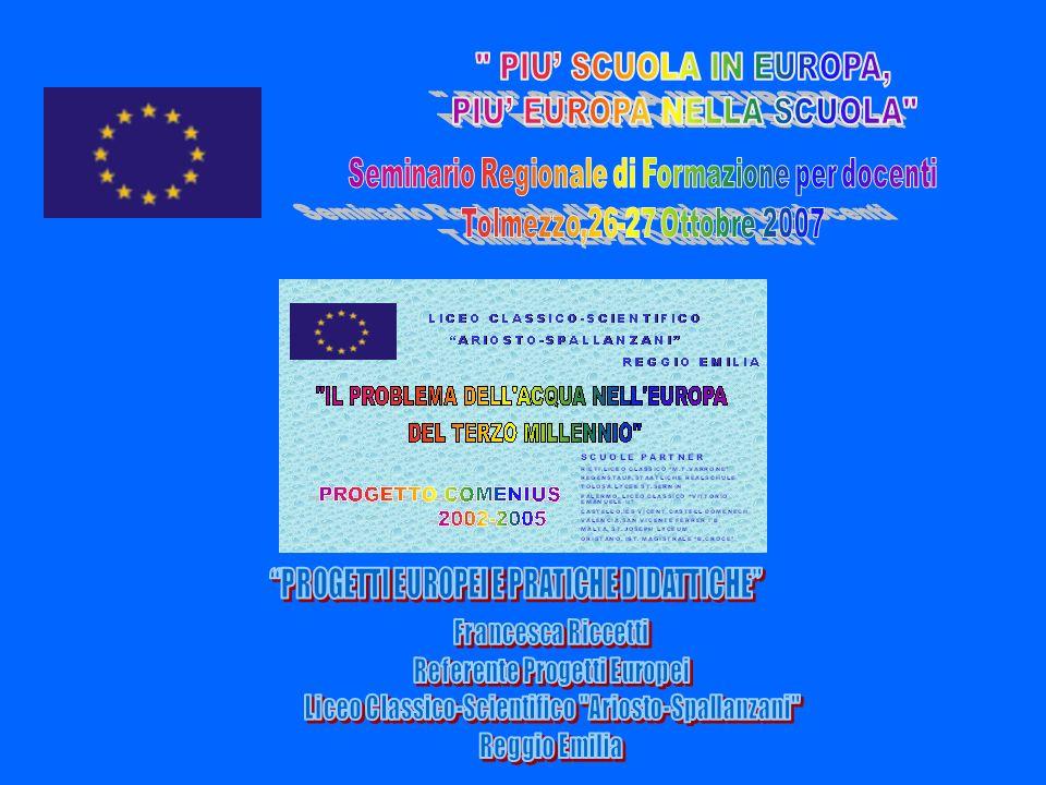 Il progetto e le scuole partner