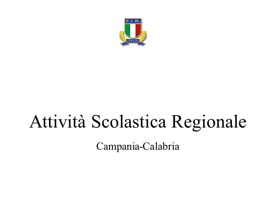 Riepilogo G.S.S 2003/04 Provincia----Elementari-----I°-----II° Napoli 0 9 4 Benevento 5 6 6 Avellino 0 1 0 Salerno 0 1 0 Caserta 0 1 0 Cosenza 0 1 0